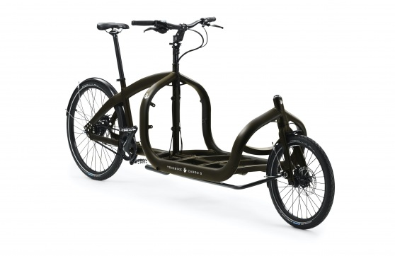 gallery/triobike cargo S brown persp
